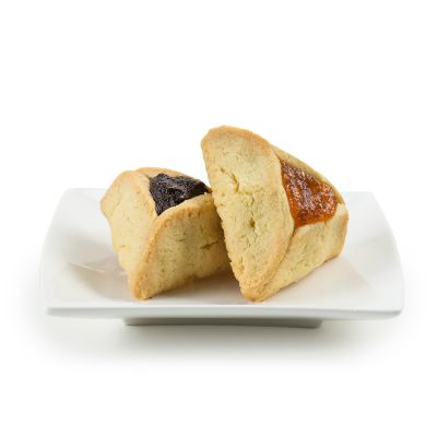 assorted hamantaschen - 12 ounce, raspberry, apricot, prune, strawberry