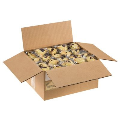100 Hamantaschen, Individually Wrapped