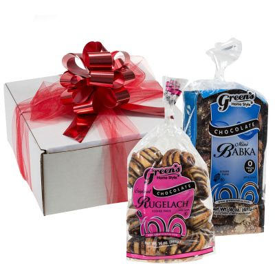 Chocolate Babka & Rugelach Gift Box