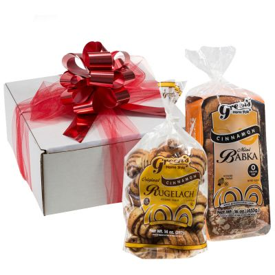 Cinnamon Babka & Rugelach Gift Box