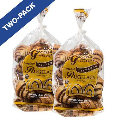 Cinnamon Rugelach - Pack of 2/14 oz