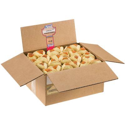 Apricot Hamantaschen - 10 Pound Box