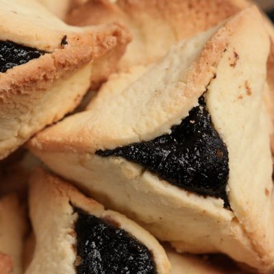 Prune Hamantaschen - 10 Pound Box