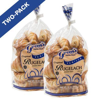 Vanilla Rugelach - Pack of 2/14 oz