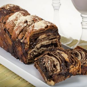 Chocolate Babka - 24 oz