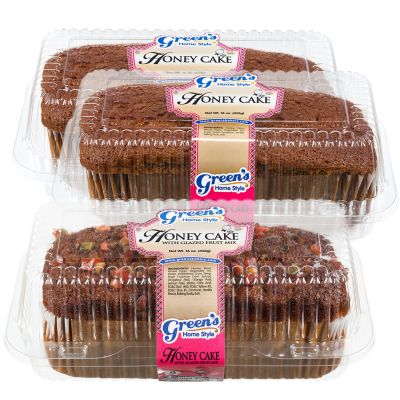 2 Honey Cake + 1 Honey Fruit Cake - Value Pack