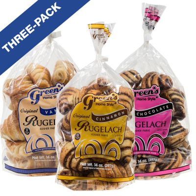 Rugelach Variety Pack (3)
