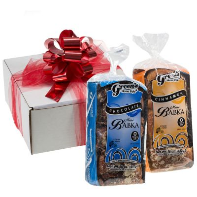 Chocolate & Cinnamon Babka Gift Box
