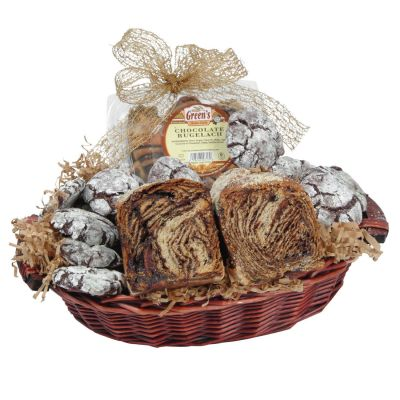 Exquiste Gourmet Food Holiday Gift Basket