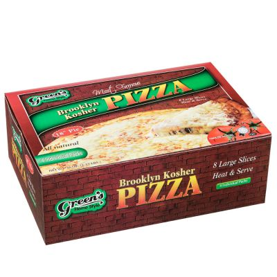 Frozen Pizza - 8 Slices