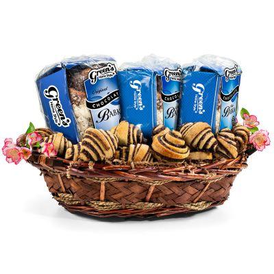 Chocolate Lovers Babka Gift Basket