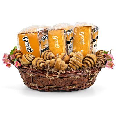 Cinnamon Lovers Babka Gift Basket