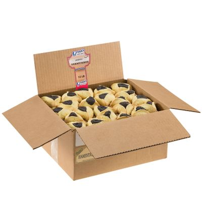 Poppy Seed (Mohn) Hamantaschen - 10 Pound Box