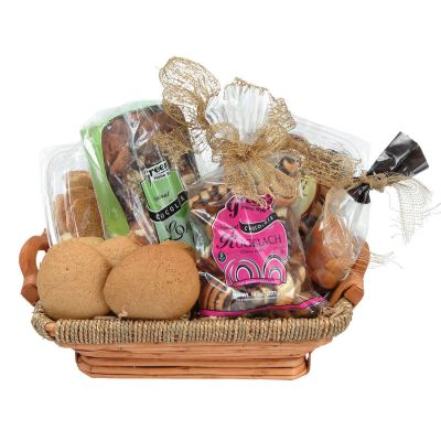 Heartwarming Holiday Chocolate Gourmet Gift Baskets