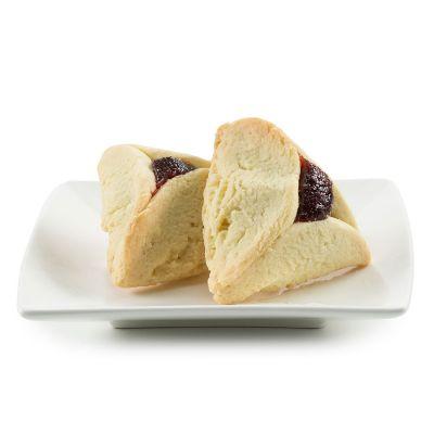 Sugar-Free Raspberry Hamantaschen