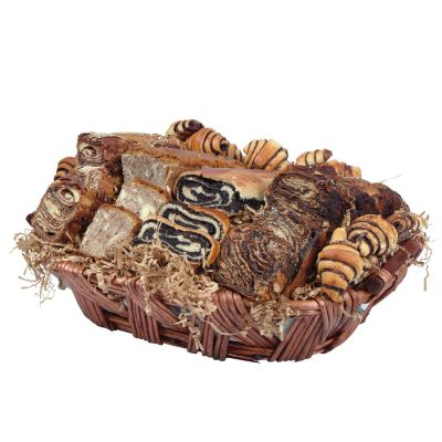 Show U Care Holiday Gourmet Gift Basket