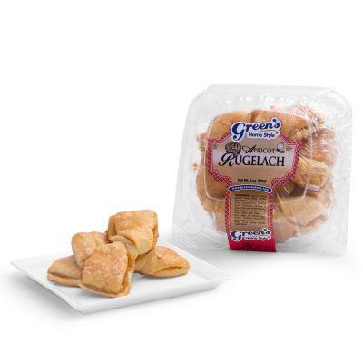 Sugar-Free Apricot Rugelach