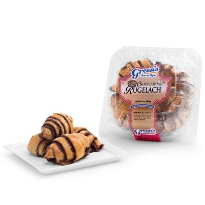 Sugar-Free Chocolate Rugelach