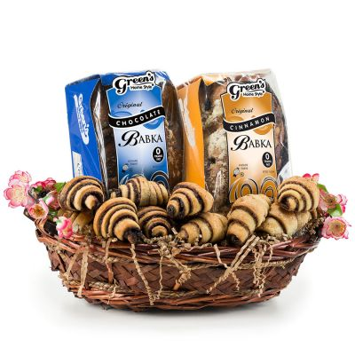 Sweet Appreciation Gift Basket - Chocolate & Cinnamon
