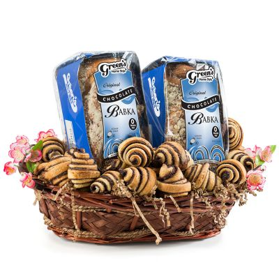 Sweet Appreciation Gift Basket - Chocolate